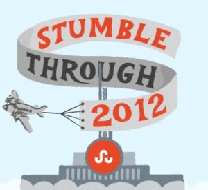 Stumbleupon 2012 İnfografik