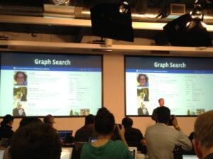 Facebook Graph Search Tanıtım Etkinliği sosyal Arama