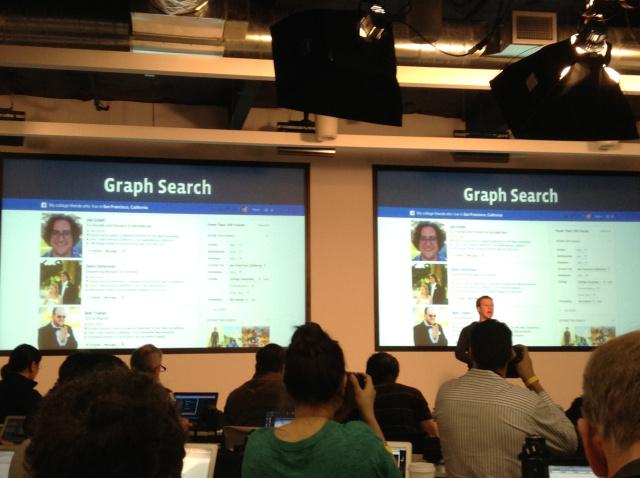 Graph search sosyal ağ araması sosyal medyal sosyal medya