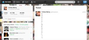 tweet yazarken alt satıra geçme