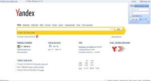 Yandex tam görünüm seçeneği