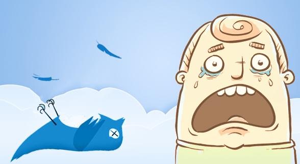 Twitter Hesapları Siliyor Banlıyor