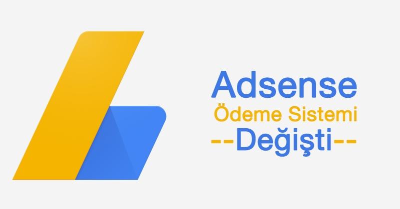 Google Adsense Ödeme Sistemi