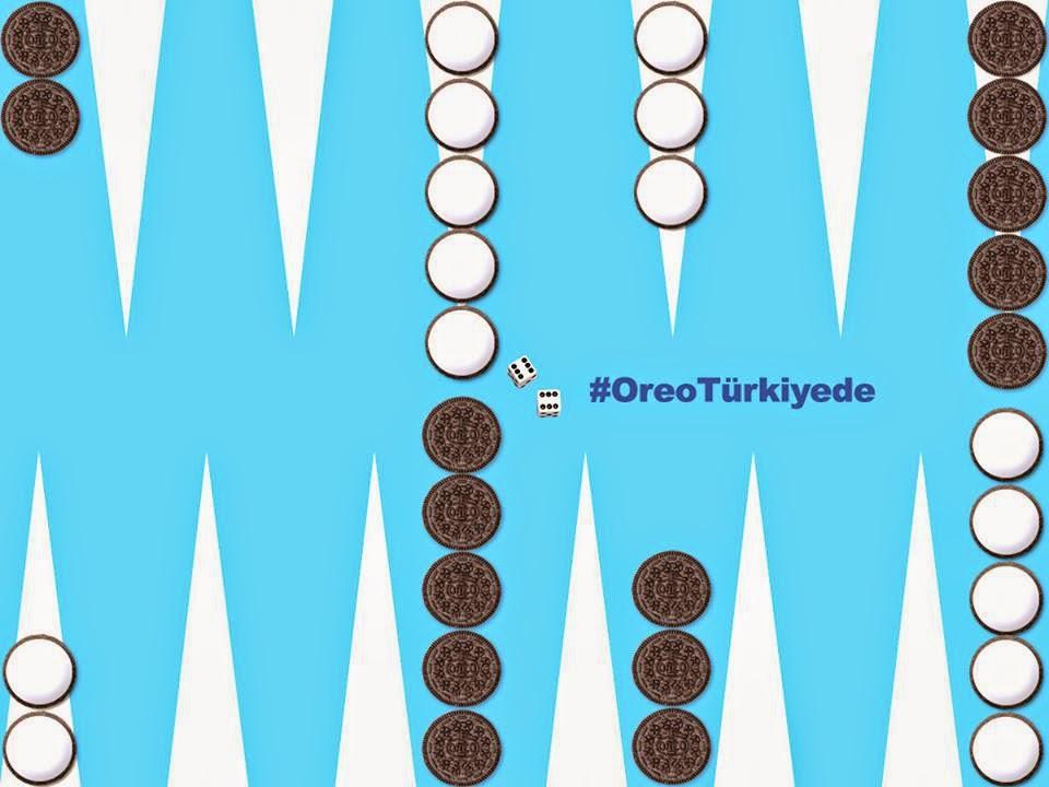 Oreo tavla oyunu Türkiye