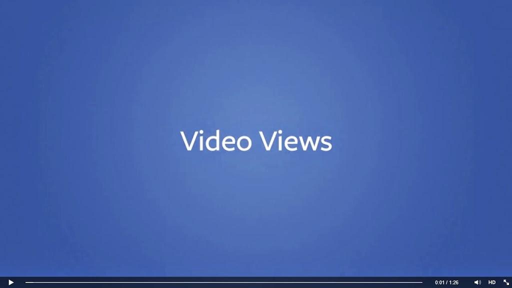 Facebook video reklamları görüntüleme