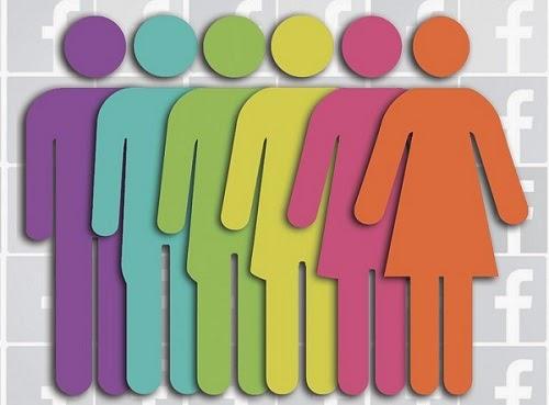 Facebook'tan 'cinsiyet' özgürlüğüne destek!