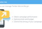 Twitter Reklamlari Mobil Uygulama Paneli