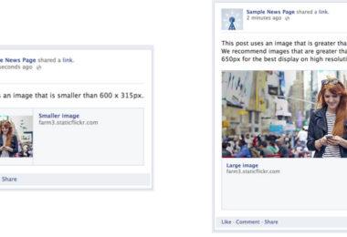 Facebook link özet bilgi ve görsel ayarlama