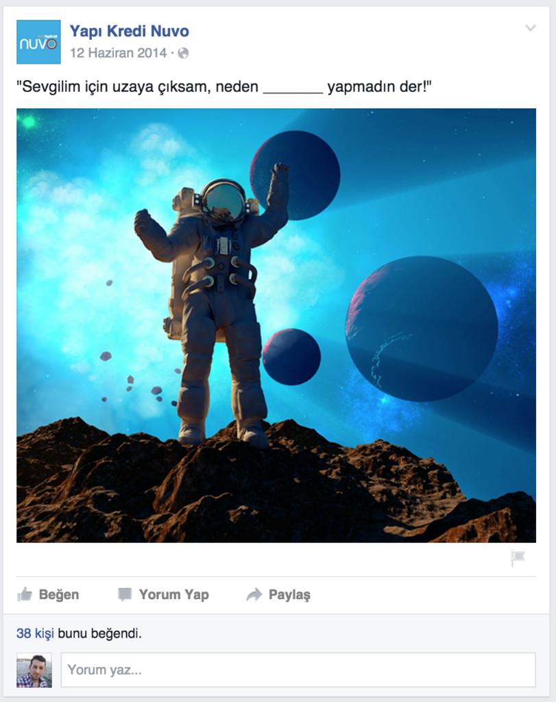 Yaratıcı Sosyal Medya İçerik Örnekleri - 18