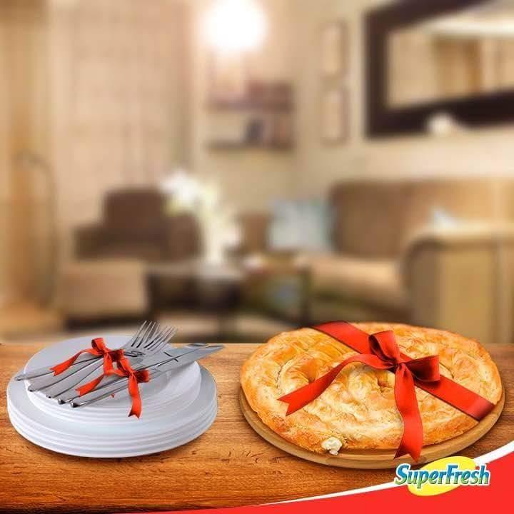Kociş Süslemesi Realtime İçerik Superfresh Börek