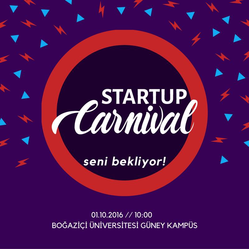 Startup Carnival Boğaziçi Üniversitesi