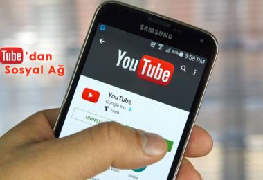 youtubedan-yeni-sosyal-ag