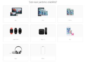 Apple Genius Bar Randevu Alma Cihaz Seçimi