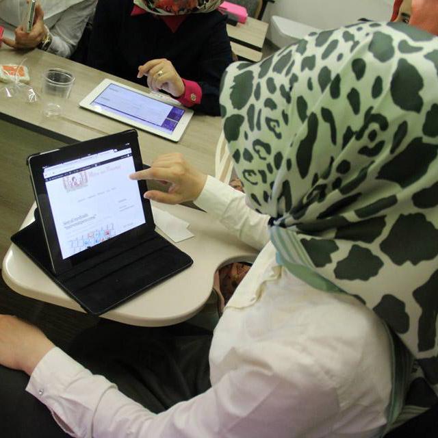 blogger akademi 2014 tesettür teknoloji
