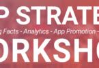 """Uygulama Geliştirici ve Girişimcilere """"App Strategy Workshop"""""""
