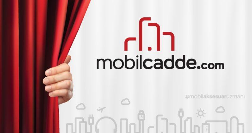 MobilCadde.com yeni logo