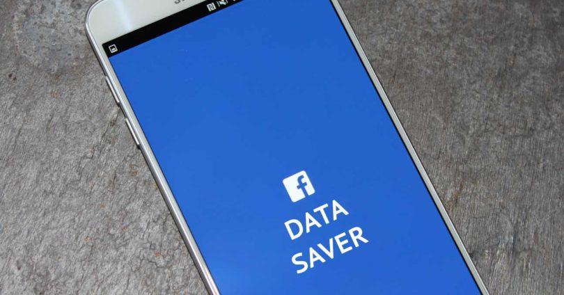 Facebook Messenger Veri Tasarrufu ayarı