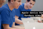 Apple Genius Bar Randevu Alma