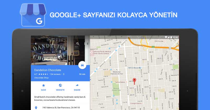 Google-Maps-Kayıt-Google-My-Business-Andorid-Uygulaması-