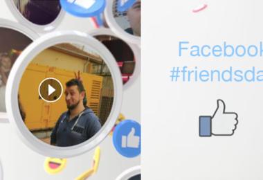 facebook arkadaşlık günü videosu nasıl yapılır