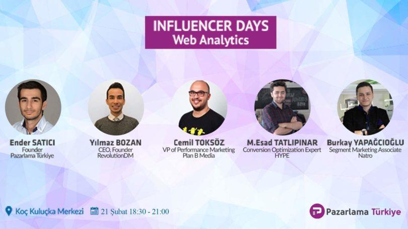 web analizi etkinligi dijital pazarlama