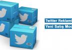 Twitter Reklamları Abonelik Reklam Paketi