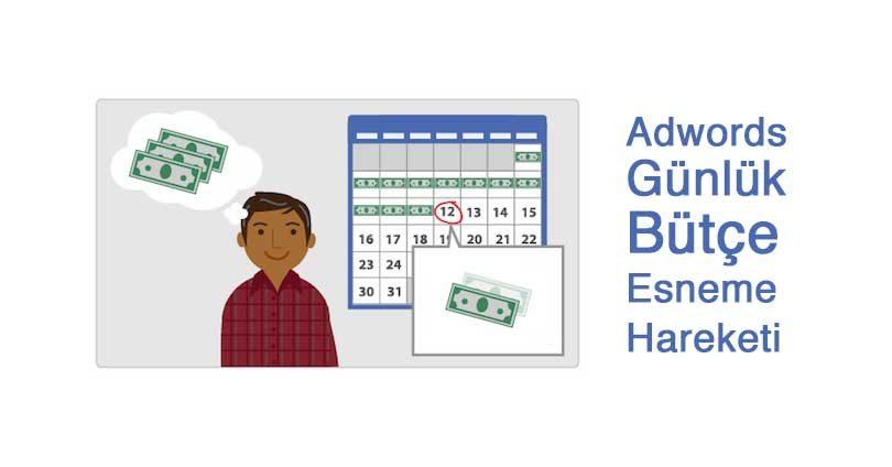 Adwords Günlük Bütçe Esneklik Artış