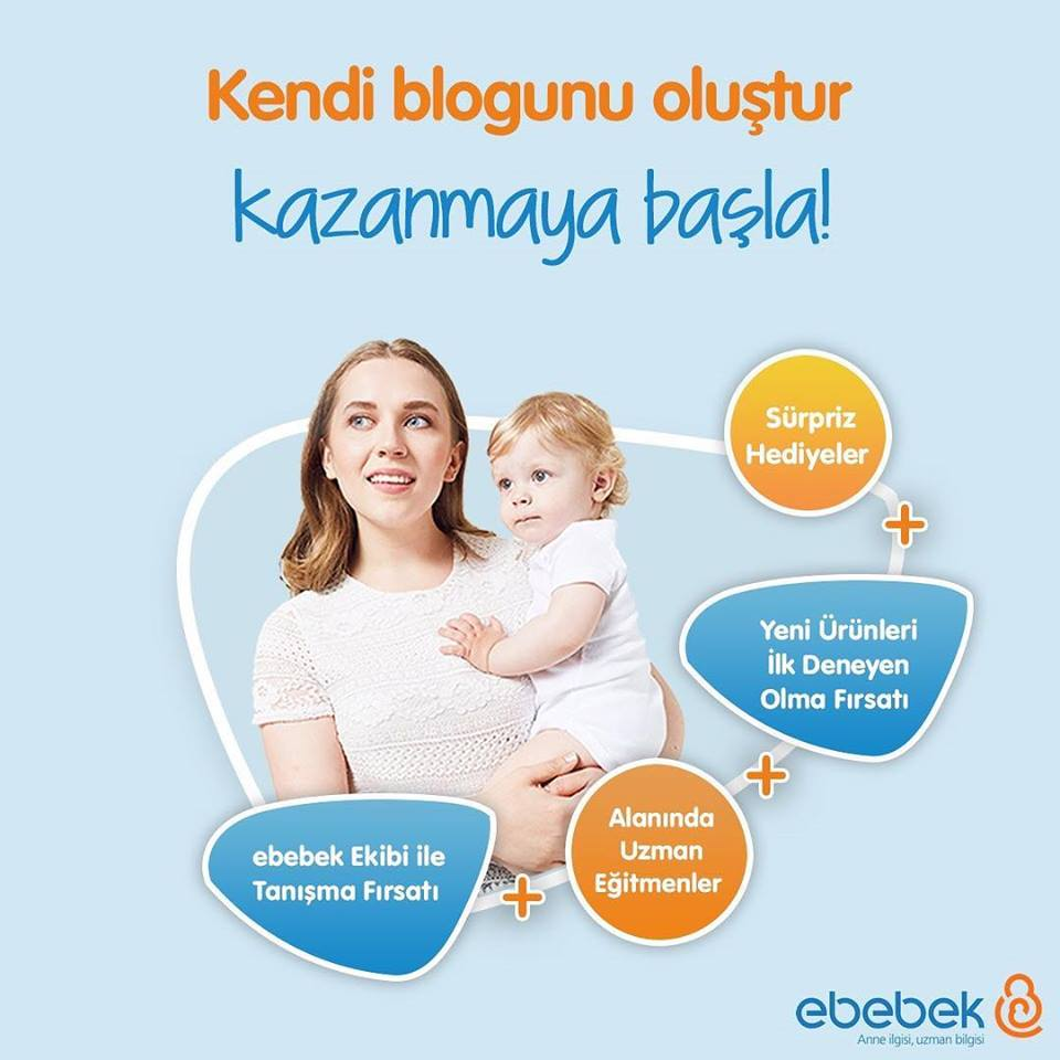 e-bebek blogger akademi projesi
